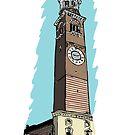 Lamberti Tower,Verona by Logan81