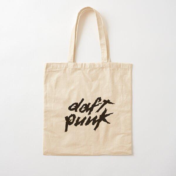 daft punk  Cotton Tote Bag