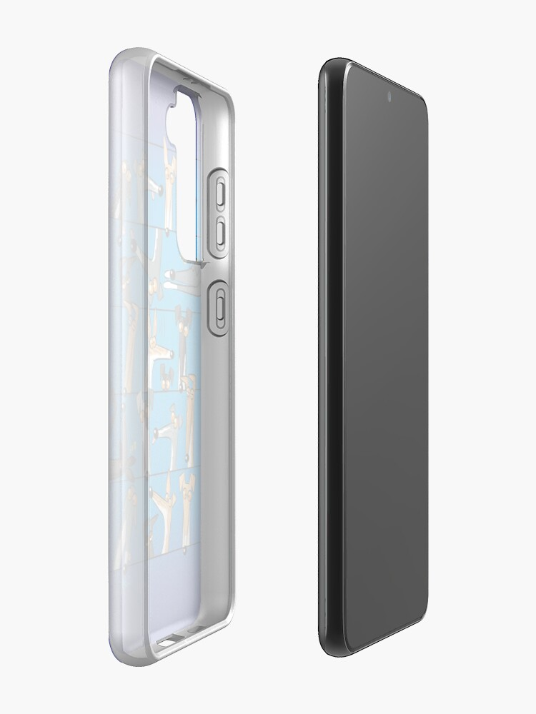 Alternate view of Heads Up Phone Cases & Skins Case & Skin for Samsung Galaxy