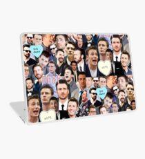 Chris Evans Collage Laptop Folie