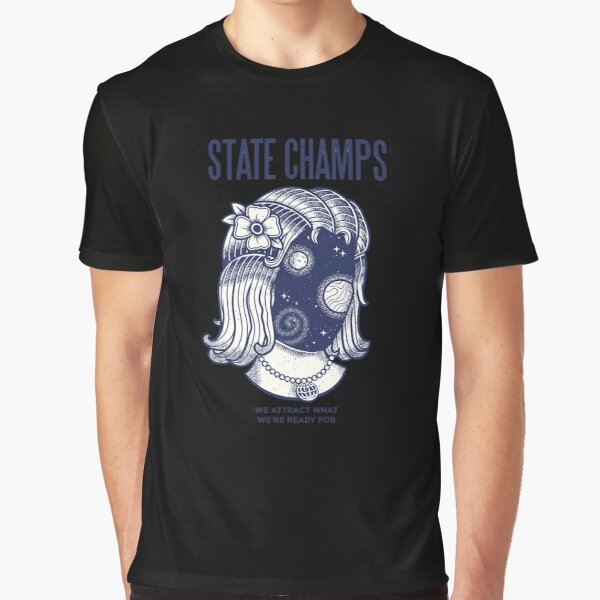 space lady face Graphic T-Shirt