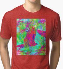 Birds in Flight Tri-blend T-Shirt