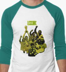 Brazilian Legends Men's Baseball ¾ T-Shirt