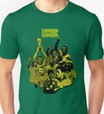 Brazilian Legends Unisex T-Shirt