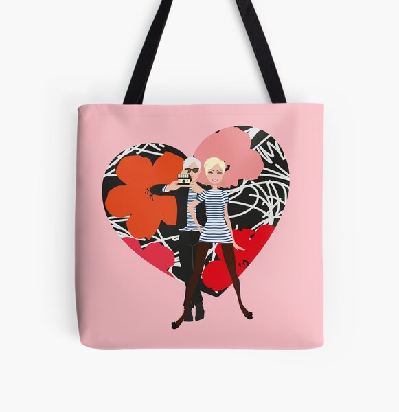 Andy & Edie tribute 6 Tote bag doublé