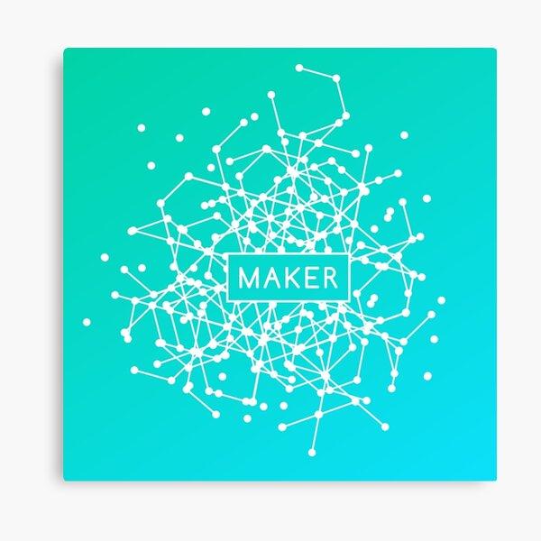 MAKER - System Canvas Print