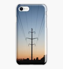 Trip Wire iPhone Case/Skin
