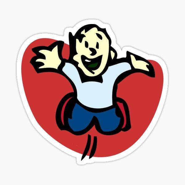 Happy Guy Sticker