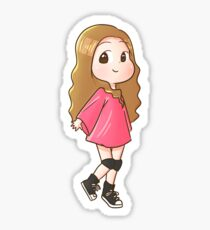 Tiffany I just wanna dance chibi Sticker