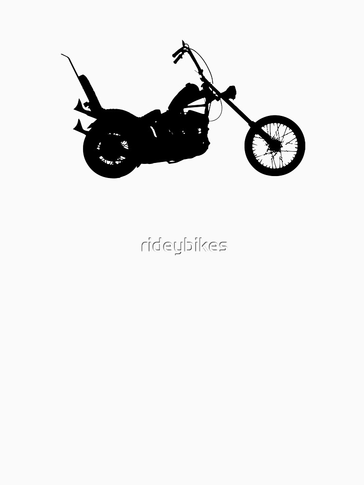Harley Davidson Captain America Easy Rider by rideybikes