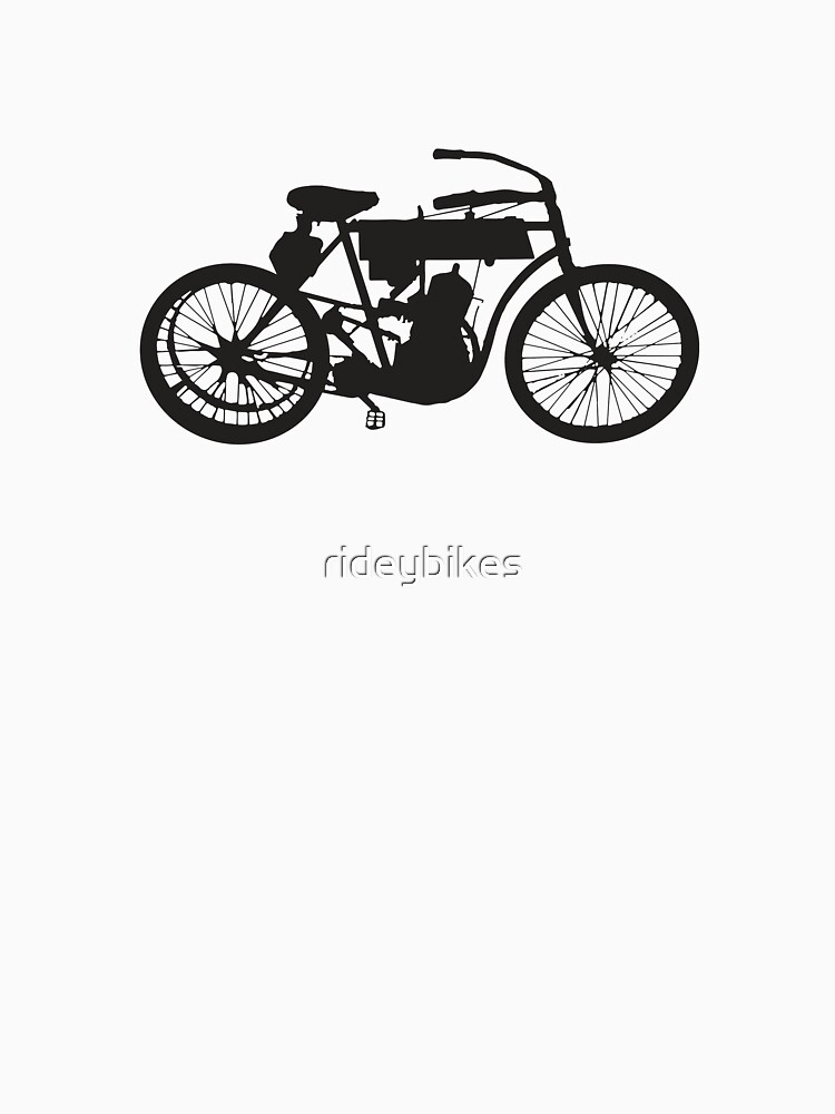 Harley Davidson Prototype  by rideybikes