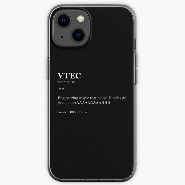 VTEC-Definitionsmem iPhone Flexible Hülle