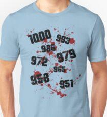 1000 minus 7 Tokyo Ghoul Unisex T-Shirt