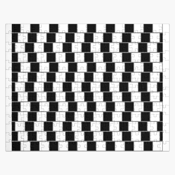 Visual Illusion #VisualIllusion Optical #OpticalIllusion #percept #reality Jigsaw Puzzle
