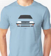 MK3 einfaches Frontenddesign Unisex T-Shirt