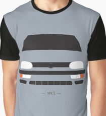 MK3 simple front end design Graphic T-Shirt