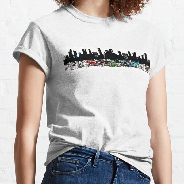 Chaotic City Stance Classic T-Shirt