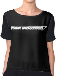 Stank Industries Chiffon Top