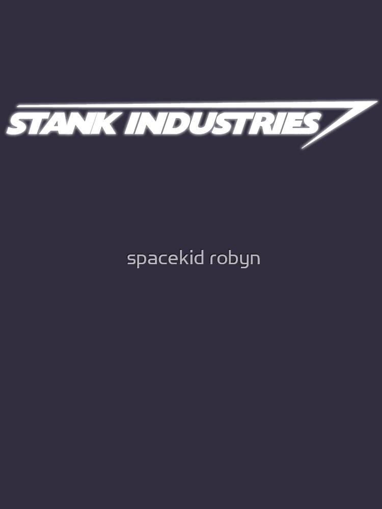 Stank Industries by spacegirlrobyn