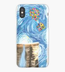 Up in the Sky iPhone Case