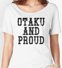 Otaku and Proud Women's Relaxed Fit T-Shirt