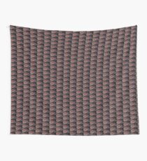 Retro urban auto engine. Wall Tapestry
