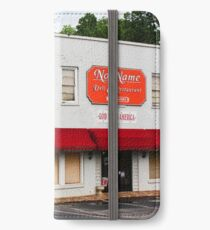 No Name Deli & Restaurant iPhone Wallet/Case/Skin