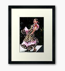 """Flamenco!"" Framed Print"