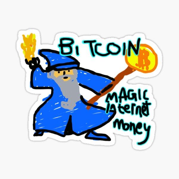 Magic Internet Money Sticker