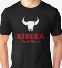 Ribera Steak House Unisex T-Shirt