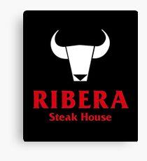 Ribera Steak House Canvas Print