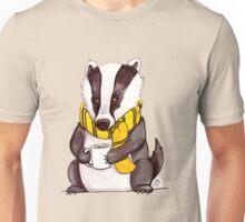 Badger House Mascot Unisex T-Shirt