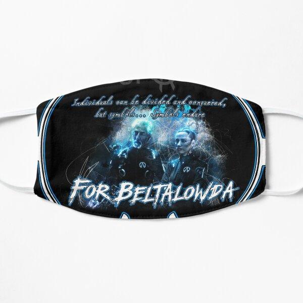 For Beltalowda Flat Mask