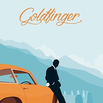 Goldfinger - Blue by bloomis2