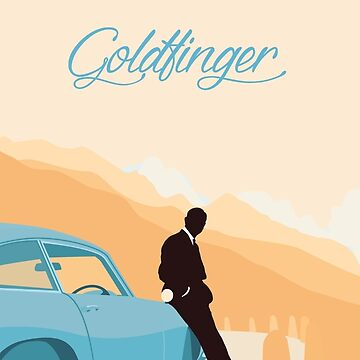 Goldfinger - Orange by bloomis2