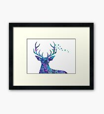 Following the Wind Framed Print