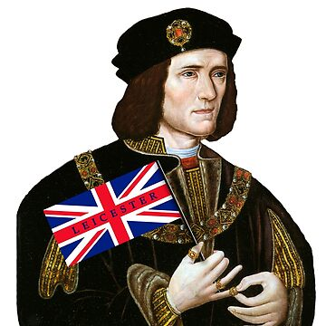 King Richard III Supports Leicester Football (Soccer) by frogcreek