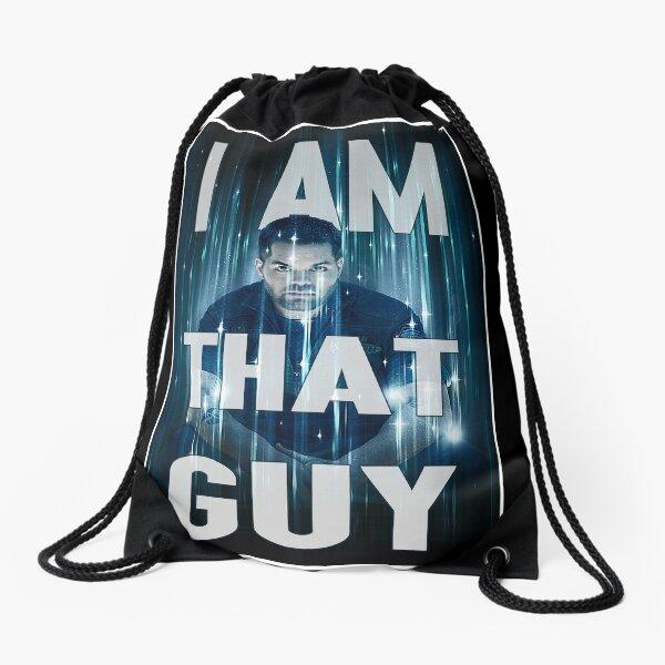 I AM THAT GUY Drawstring Bag