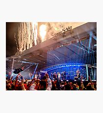 Glasgow 2014 Commonwealth Games Closing Ceremony Photographic Print
