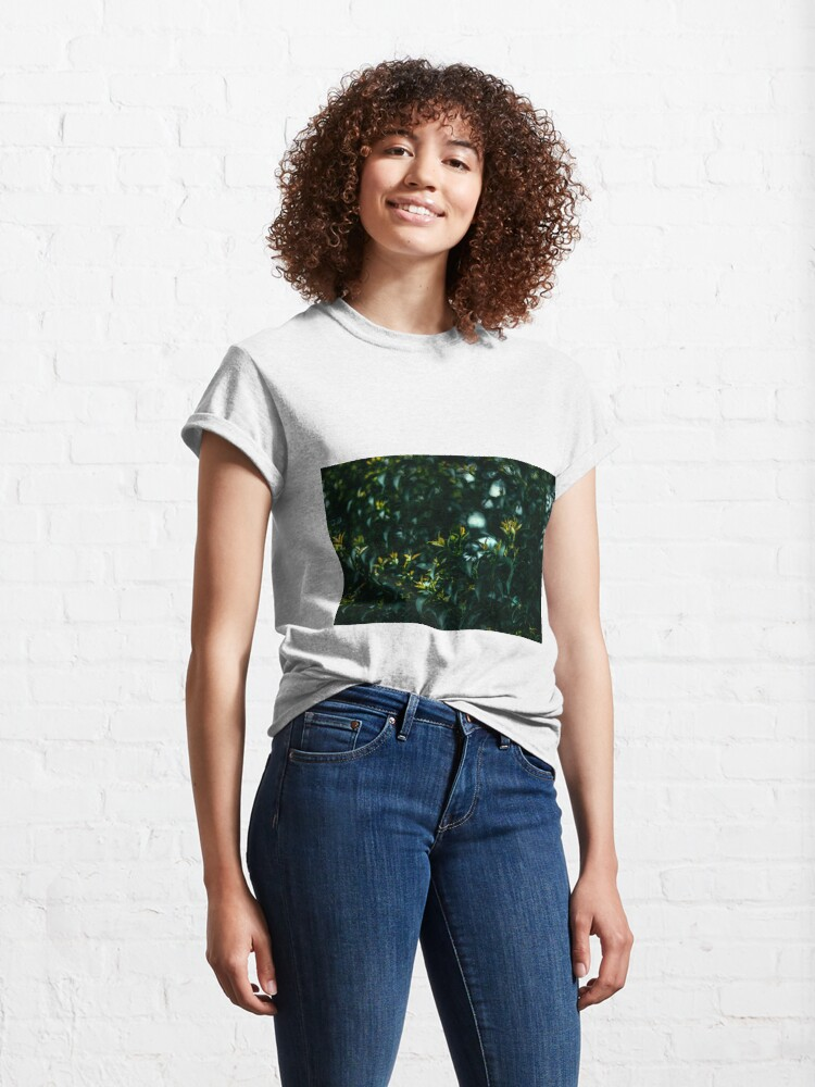 Alternate view of Wiser Dark Younger Bright Classic T-Shirt