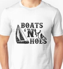 Boats 'N Hoes Stepbrothers T-Shirt