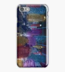Retro Hypercity iPhone Case/Skin