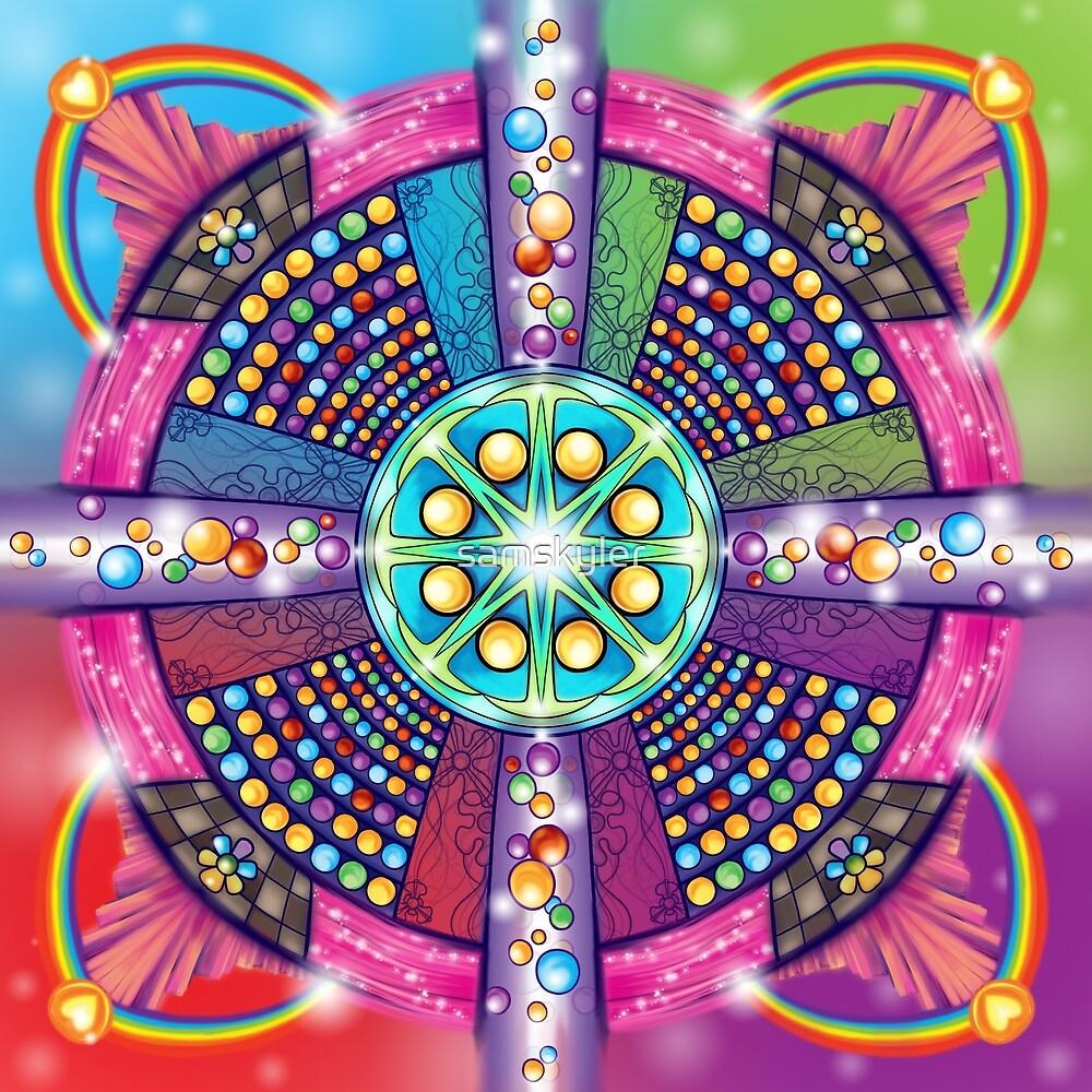 Emotions Kaleidoscope Design by samskyler