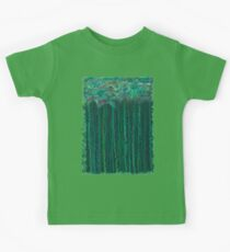 Tufts on Stems in Water Kids Clothes