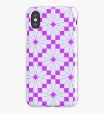Knittimg pattern iPhone Case