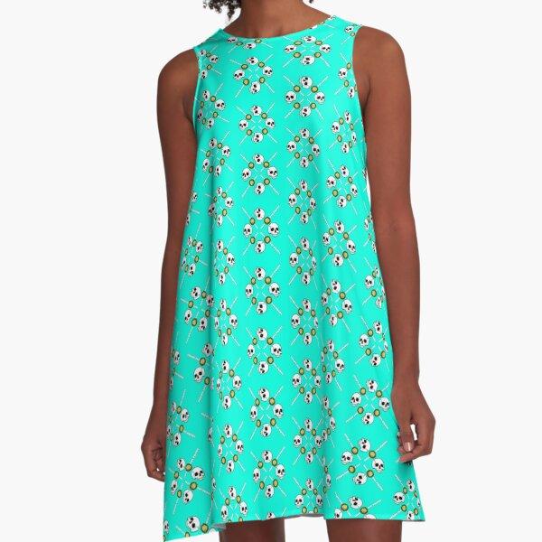 CCG x SSBTD! A-Line Dress