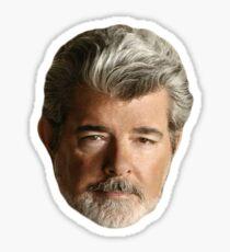 George Lucas Sticker