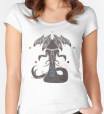 Sliver Overlord MTG Women's Fitted Scoop T-Shirt
