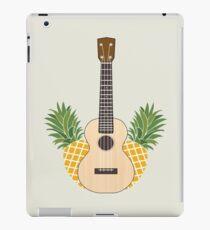 Pineapple uke iPad Case/Skin