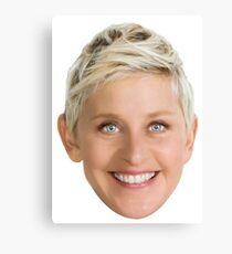Ellen DeGeneres Canvas Print